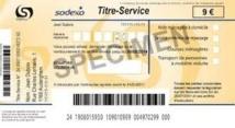 Les titres services passent à 9 euros