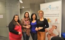 Tm Titres Services au Job Dating chez Actiris organisé avec le Fonds de Formation des Titres Services